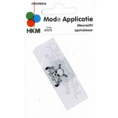 HKM Applicatie doodskop - 5st