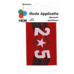 HKM Applicatie 25 premium athelic - 5st