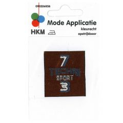HKM Applicatie 7 techni sport 3 - 5st