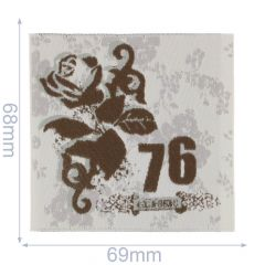 HKM Applicatie Label 76 - 5st