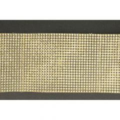 Strassband diamant goud of zilver 13cm - 9,2m