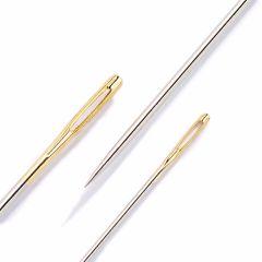 Prym Stopnaalden lang staal assortimenten zilver - 10x10st