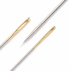 Prym Stopnaalden kort staal assortiment zilver - 10x10st
