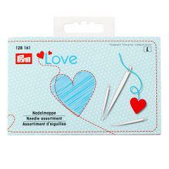 Prym Love naaldenassortiment en draaddoorsteker - 5st