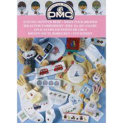 DMC Boek ideeën om te borduren - 1st