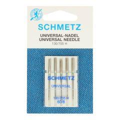 Schmetz Universeel 5 naalden - 10st