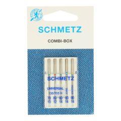 Schmetz Combi box universeel-stretch-jeans 5 naalden - 10st
