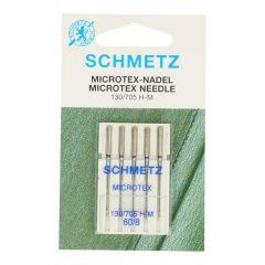 Schmetz Microtex 5 naalden - 10st
