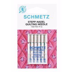 Schmetz Quilting 5 naalden 75-90 - 10st