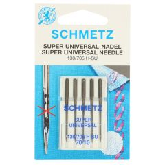 Schmetz Super universeel 5 naalden - 10st