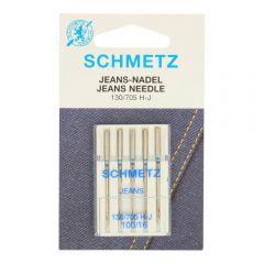 Schmetz Jeans 5 naalden - 10st