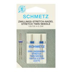 Schmetz Stretch tweeling 2 naalden - 20st