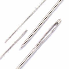 Prym Hobbynaalden assortiment zilver - 5x10st