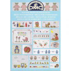 DMC Borduurboekje - 1st