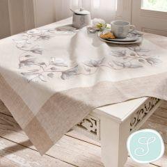 Simy's Borduurpakket voorbedrukt tafelloper 40x100cm - 1st