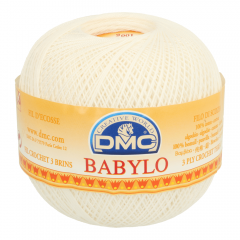 DMC Babylo nr.30 10x100g