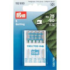 Prym Machinenaalden quilting 75-90 - 10st