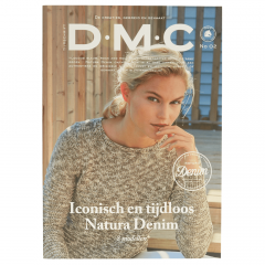 DMC Catalogus Cotton Natura Denim - 5st