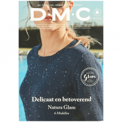 DMC Catalogus Cotton Natura Glam - 5st