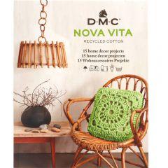 DMC Nova Vita patroonboek 15 designs EN-NL-DE - 1st