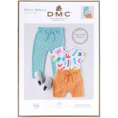 DMC Baby katoen folder EN-NL-DE - 1x4st