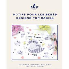 DMC Borduurboek kruissteek - 1st