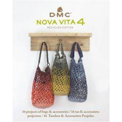DMC Nova Vita patroonboek 16 designs NL- 1st