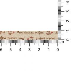 DMC Biaisband beertjes - 3x3m