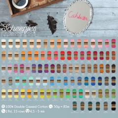 Scheepjes Cahlista assortiment 5x50g - 95 kleuren - 1st