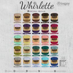 Scheepjes Whirlette assortiment 2x100g - 25 kleuren - 1st