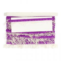 Band met ketting elastisch kleur - 10m