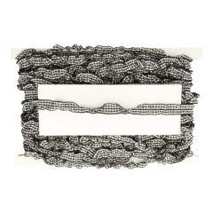 Band elastisch geruit 15mm - 20m