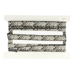 Band geprint patroon koord - 15m