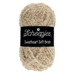 Scheepjes Sweetheart Soft Brush 5x100g