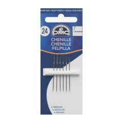 DMC Chenille naalden nr.24 - 12x6st