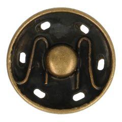 Manteldrukker 21mm - 30st