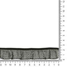 Band met ruche 24mm - 25m