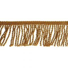 Franje lurex 70mm goud - 25m