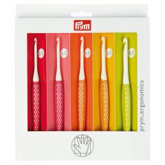 Prym Ergonomics wolhaaknaalden set 3.50-6.00mm - 1st