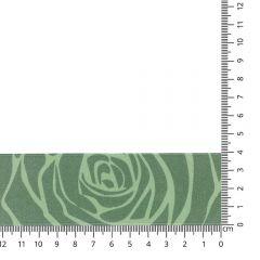 Kuny Satijnlint rozen 40mm - 20m