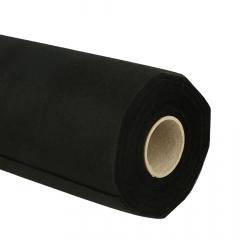 Vlieseline Stik-en-trek borduurvlies 45cm zwart - 25m