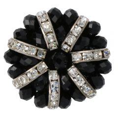 Handgemaakte Diamantknoop mt.64 - 10st