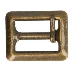 Gesp Metaal 2cm - 6st