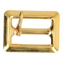 Gesp metaal 2½cm - 6st