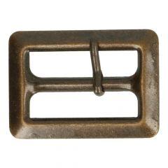 Gesp metaal 3cm - 6st.