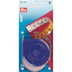 Prym Rolcentimeter Maxi cm-cm geel-wit 150 cm - 5st  R