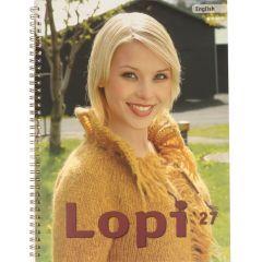 Lopi Boek nr.27 Engels - 1st