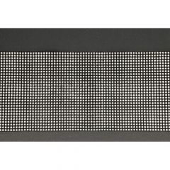 Band - 9,2m - zwart-zilver