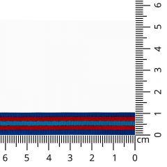 Kuny Lint big top stripe 10mm - 20m