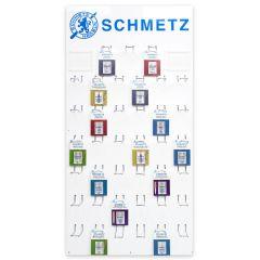 Schmetz Display voor blisterkaarten 90x45cm - 1st